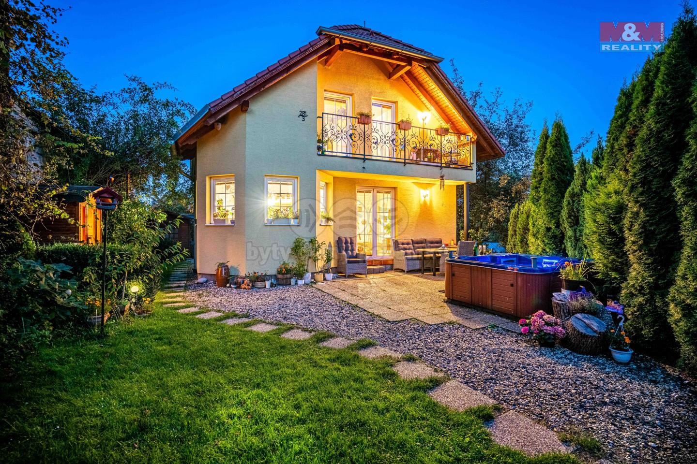 Prodej rodinného domu, 124 m², Liberec, ul. Topolová