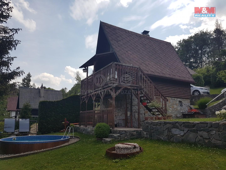Prodej chaty, 81 m², Paseka