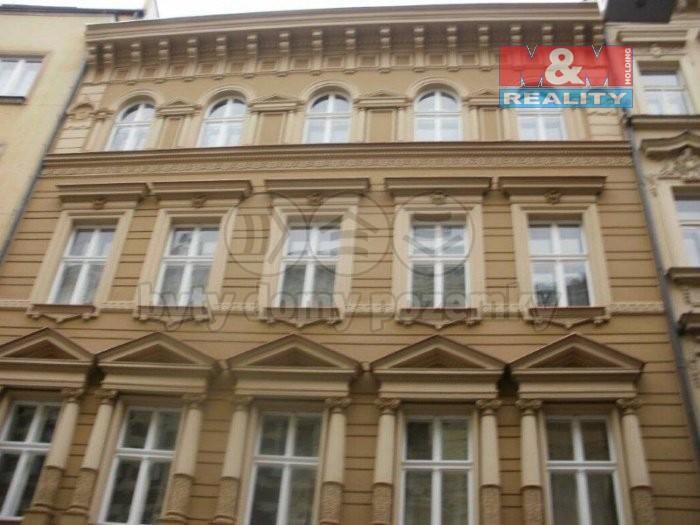 Pronájem, kanceláře, 60 m2, Praha – Nové Město