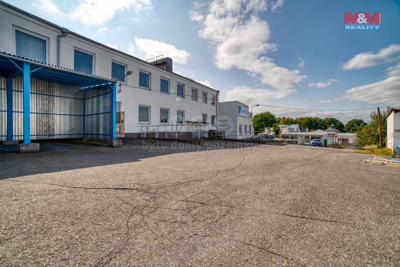 Pronájem výrobního objektu, 5517 m², Planá u Mar. Lázní
