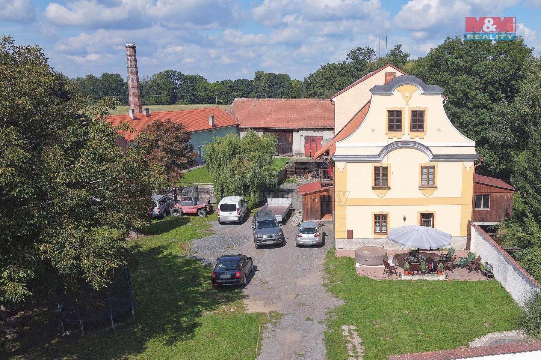 Prodej, mlýna, 160 m², Vrdy, ul. Nová