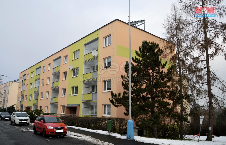 Pronájem bytu 3+1, 75 m², Teplice, ul. Habrová