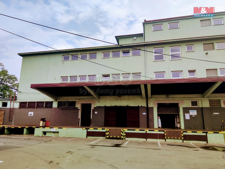 Pronájem, sklad, 320 m², Moravská Ostrava