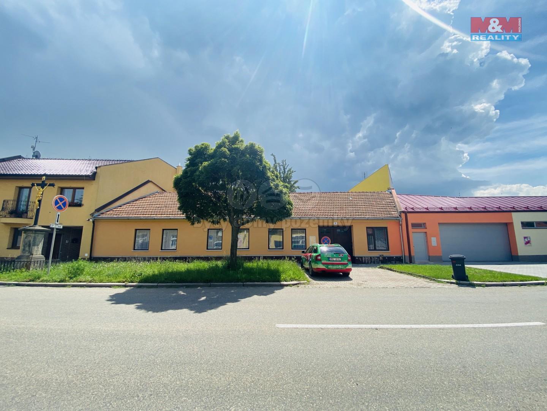 Pronájem, byt 3+1, 97 m², Prostějov, ul. Drozdovice