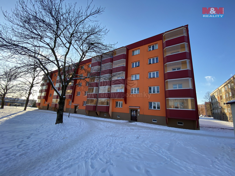 Pronájem bytu 1+1, 37 m², Karviná, ul. Božkova