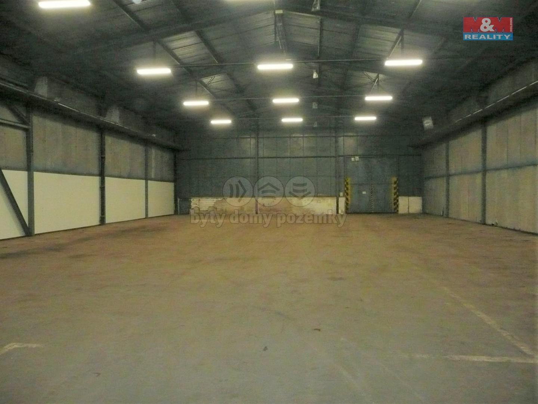 Pronájem skladu, 648 m², Krnov, ul. Červený dvůr