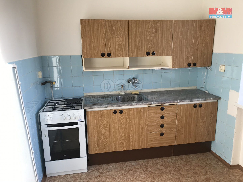 Pronájem bytu 2+1, 54 m², Ostrava, ul. Sokolská třída