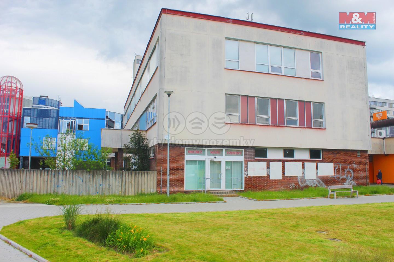 Pronájem obchodu a služeb, 75 m², Tábor, ul. Světlogorská