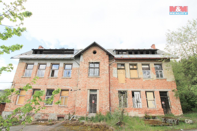 Prodej nájemního domu, 196 m², Kraslice, ul. Dolní