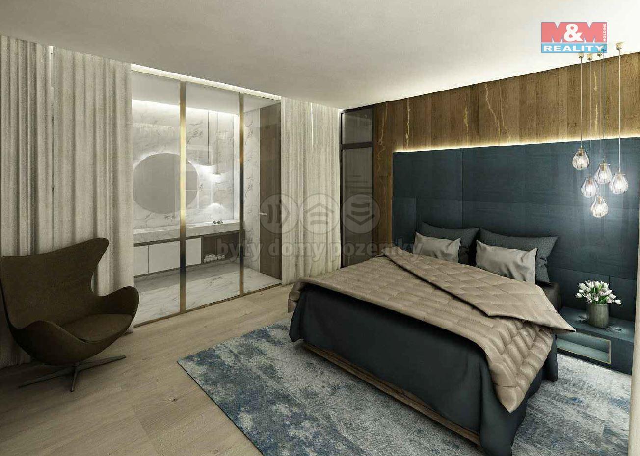 Prodej bytu 5+kk, 260 m², Praha, ul. U půjčovny
