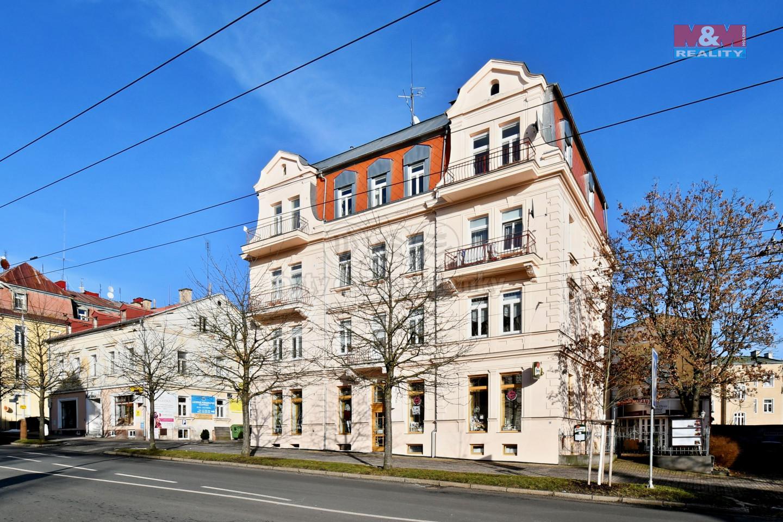 Prodej bytu 2+1, 60 m², Mariánské Lázně, ul. Hlavní třída