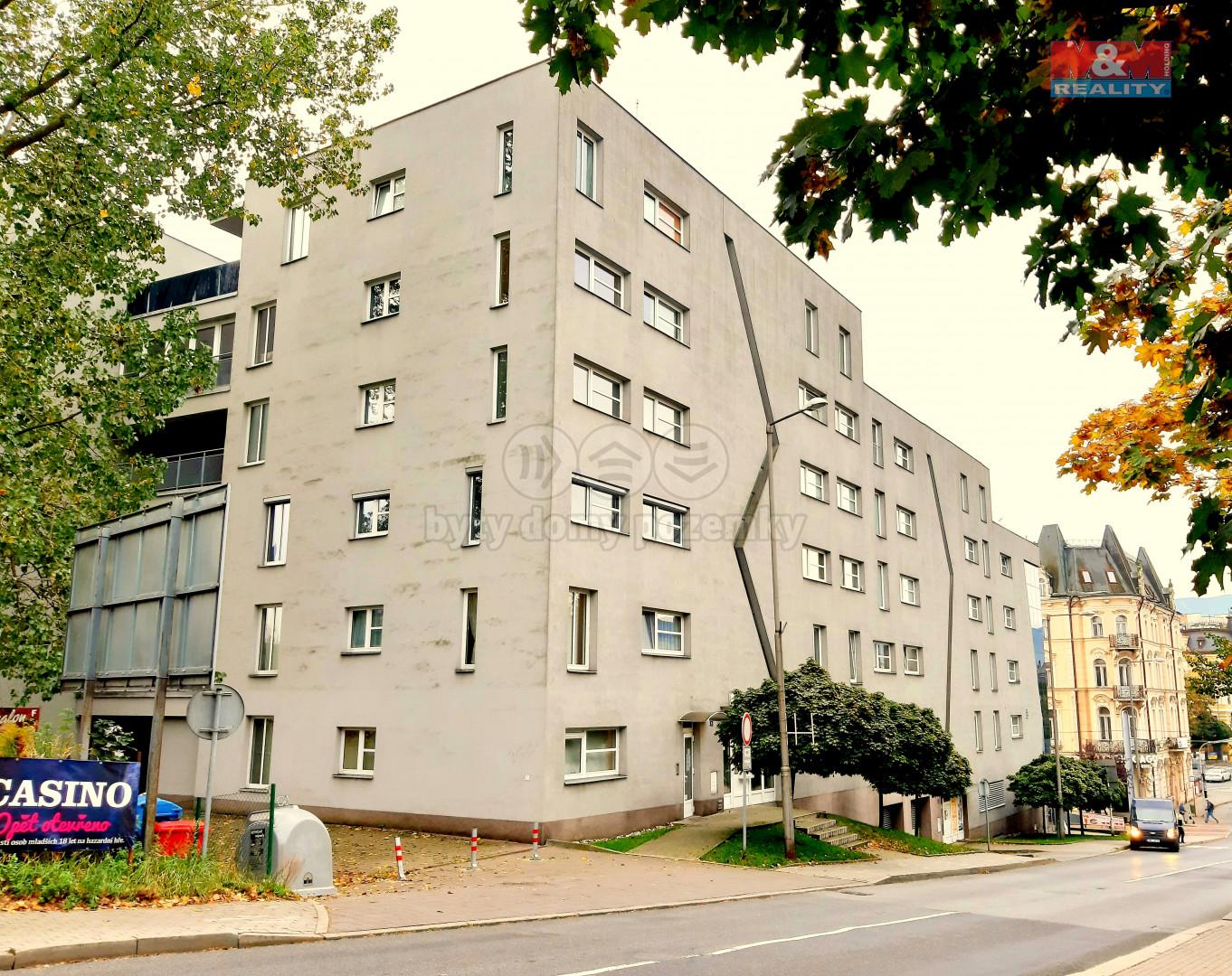 Pronájem, byt 5+kk, Liberec, ul. Lípová
