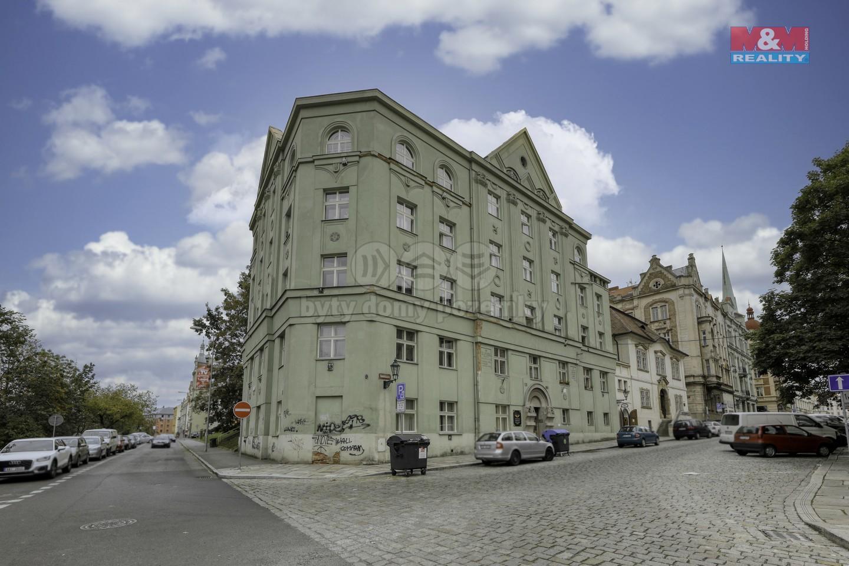 Prodej bytu 2+1, 72 m², Plzeň, ul. Dominikánská