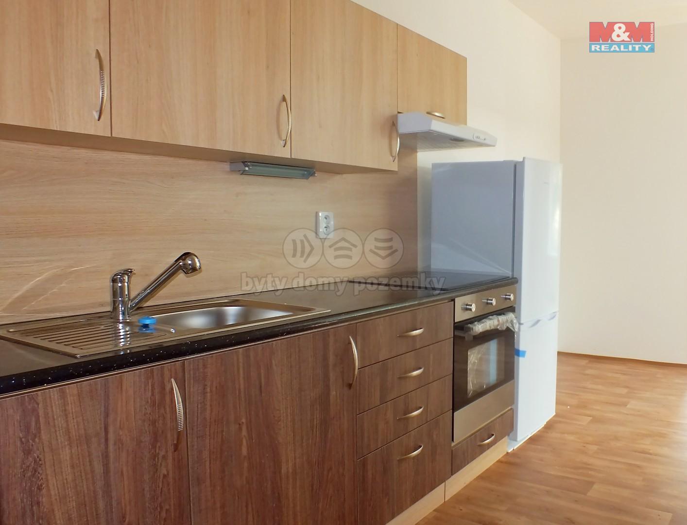 Pronájem bytu 1+kk, 38 m2, Město Albrechtice