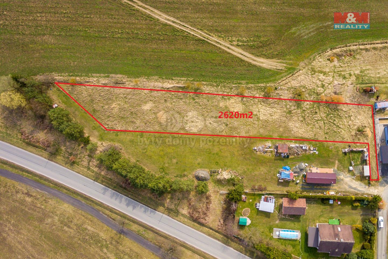 Prodej pozemku k bydlení, 2620 m², Staňkov