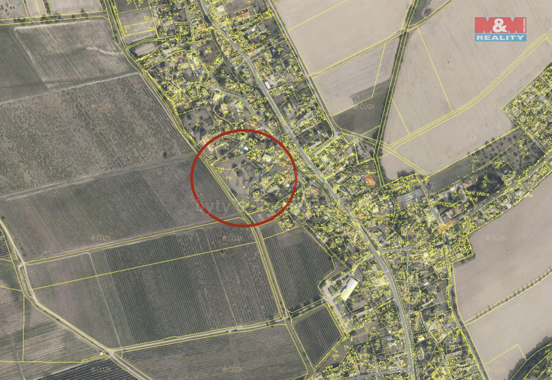 Prodej pozemku k bydlení, 7502 m², Libina