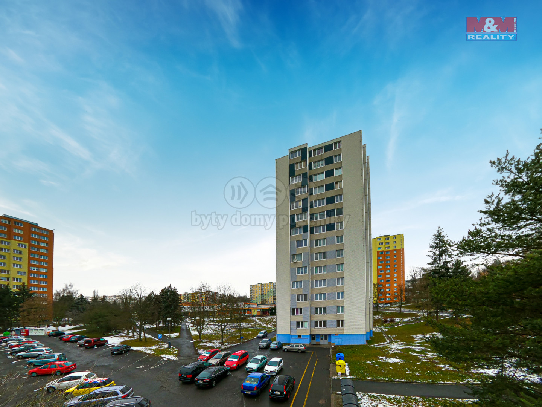 Prodej bytu 3+1, 64 m², Tachov, ul. Zárečná