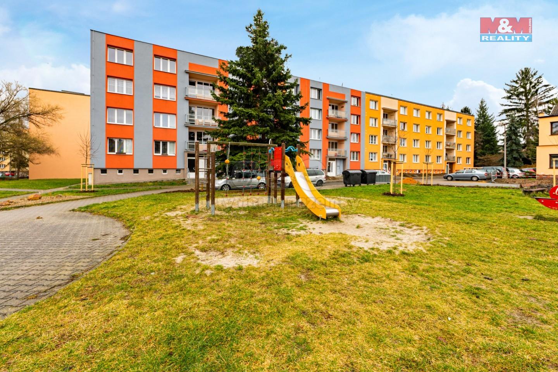 Pronájem, byt 1+1, 43 m2, Přeštice, ul. Tylova