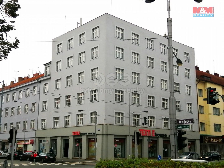 Pronájem bytu 2+kk, 50 m², Hradec Králové