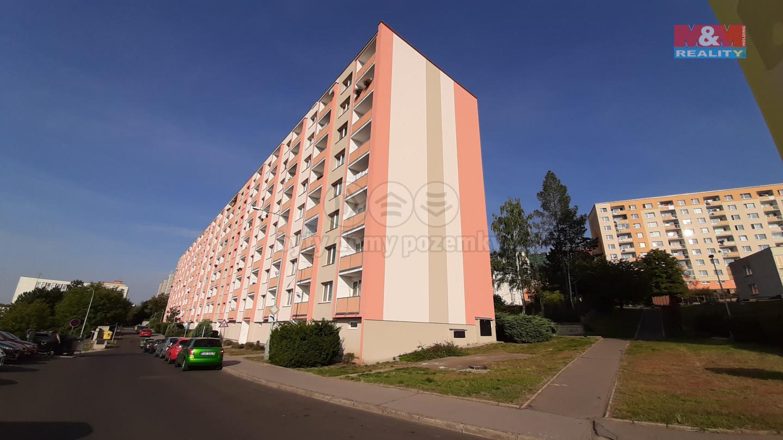 Pronájem bytu 1+1, 33 m², Ústí nad Labem, ul. Rabasova