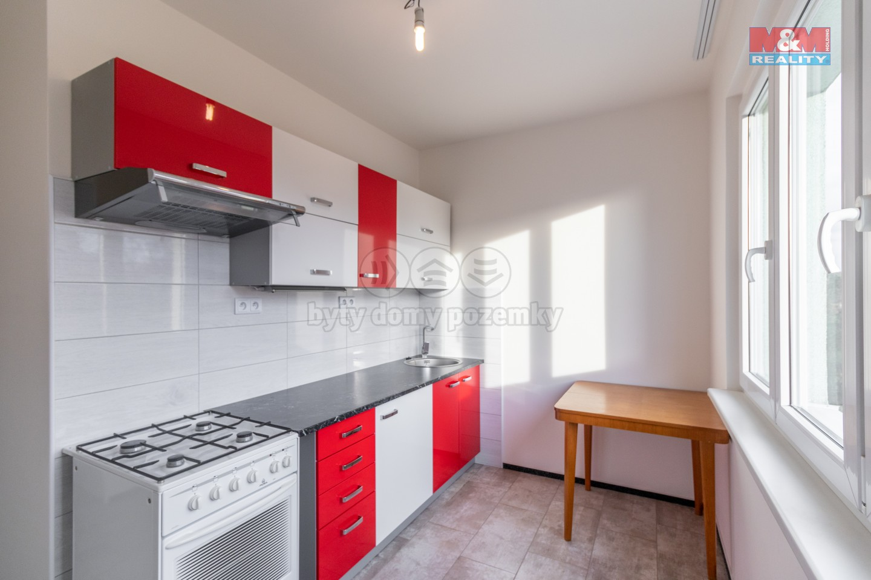 Pronájem bytu 2+1, 50 m2, Praha 10 - Strašnice