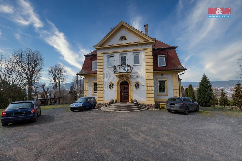 Prodej, kancelářské prostory, 720 m², Děčín, ul. Vítězství