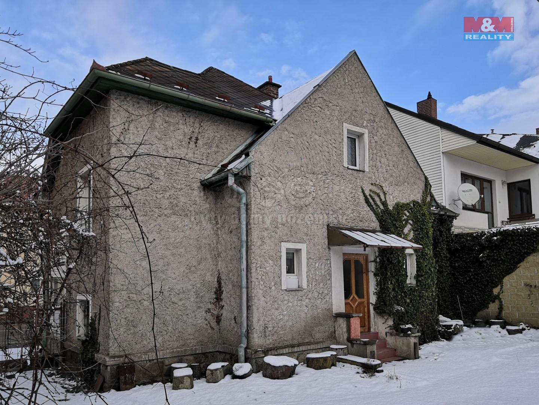 Prodej rodinného domu, Havlíčkův Brod, ul. Humpolecká