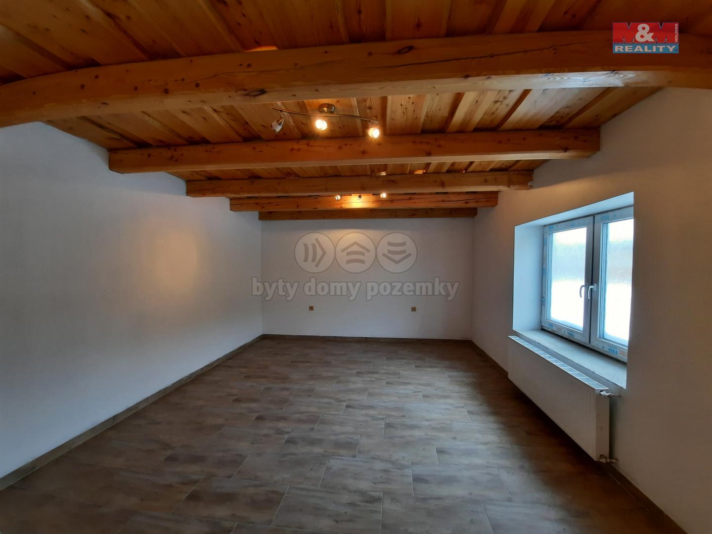 Prodej chalupy 4+kk, 175 m2, Jindřichov