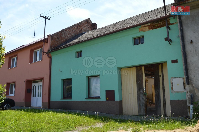 Prodej, rodinný dům, 638 m², Říkovice