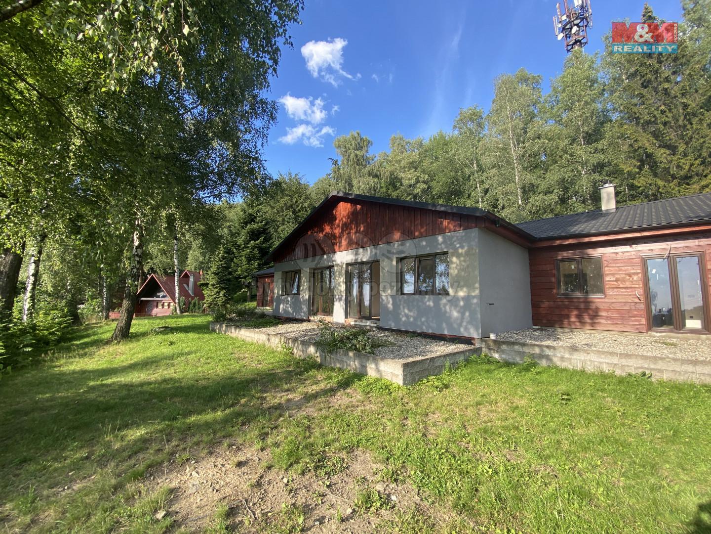 Prodej chaty, 60 m², Komorní Lhotka