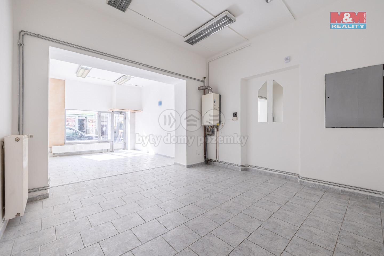 Pronájem obchod a služby, 44 m², Plzeň, ul. Tylova