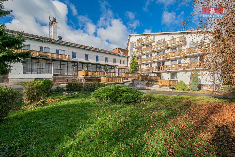 Prodej hotelu, penzionu, 15039 m², Oskava