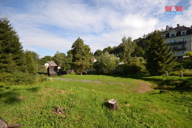 Prodej pozemku k bydlení, 1594 m², Jablonec nad Nisou