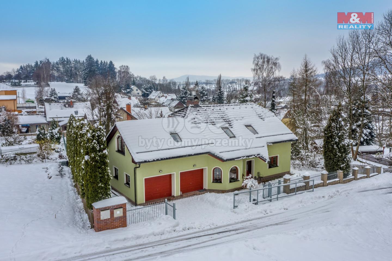 Pronájem rodinného domu, 250 m², Okrouhlá