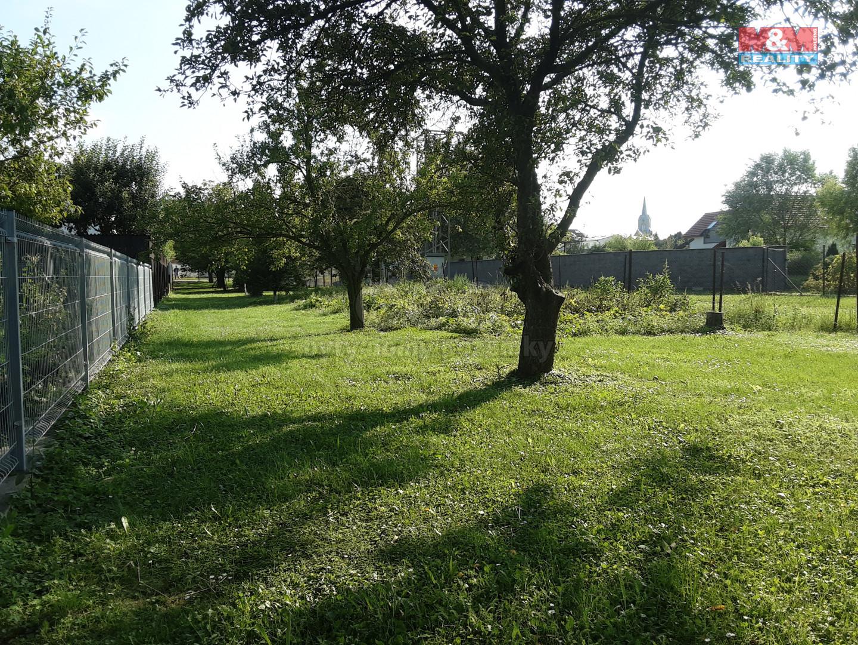 Prodej pozemku k bydlení, 944 m², Křenovice
