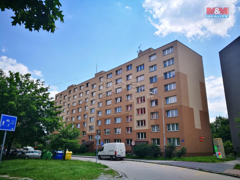 Pronájem, byt 3+1, 72 m2, Ostrava, ul. Václava Jiřikovského