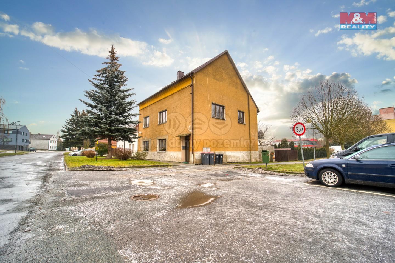 Pronájem bytu 1+1, 50 m², Chodová Planá, ul. Výškovská