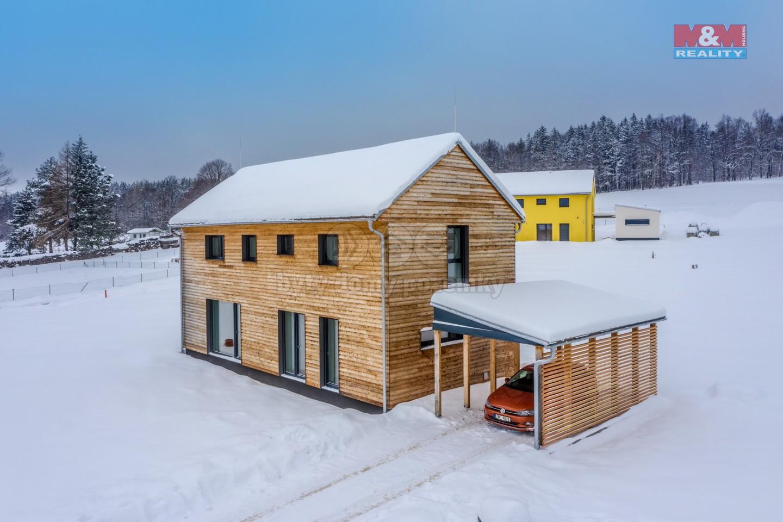 Prodej rodinného domu, 119 m², Nové Město pod Smrkem