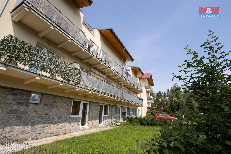 Prodej bytu 2+kk, 60 m², Slapy