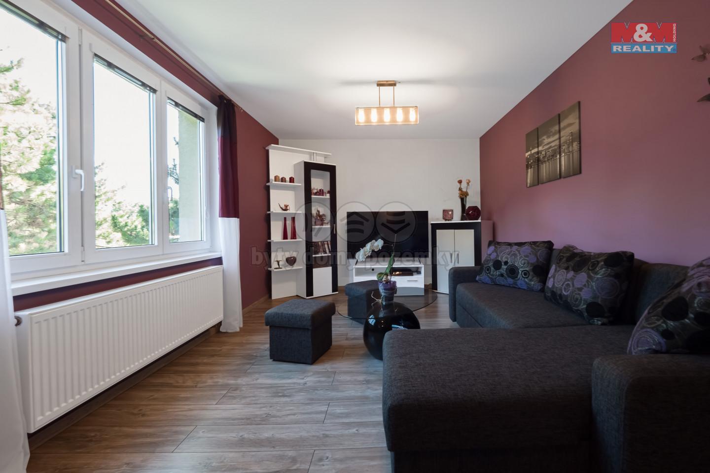 Prodej, byt 3+kk, 84 m², Veleň, ul. U Sluh