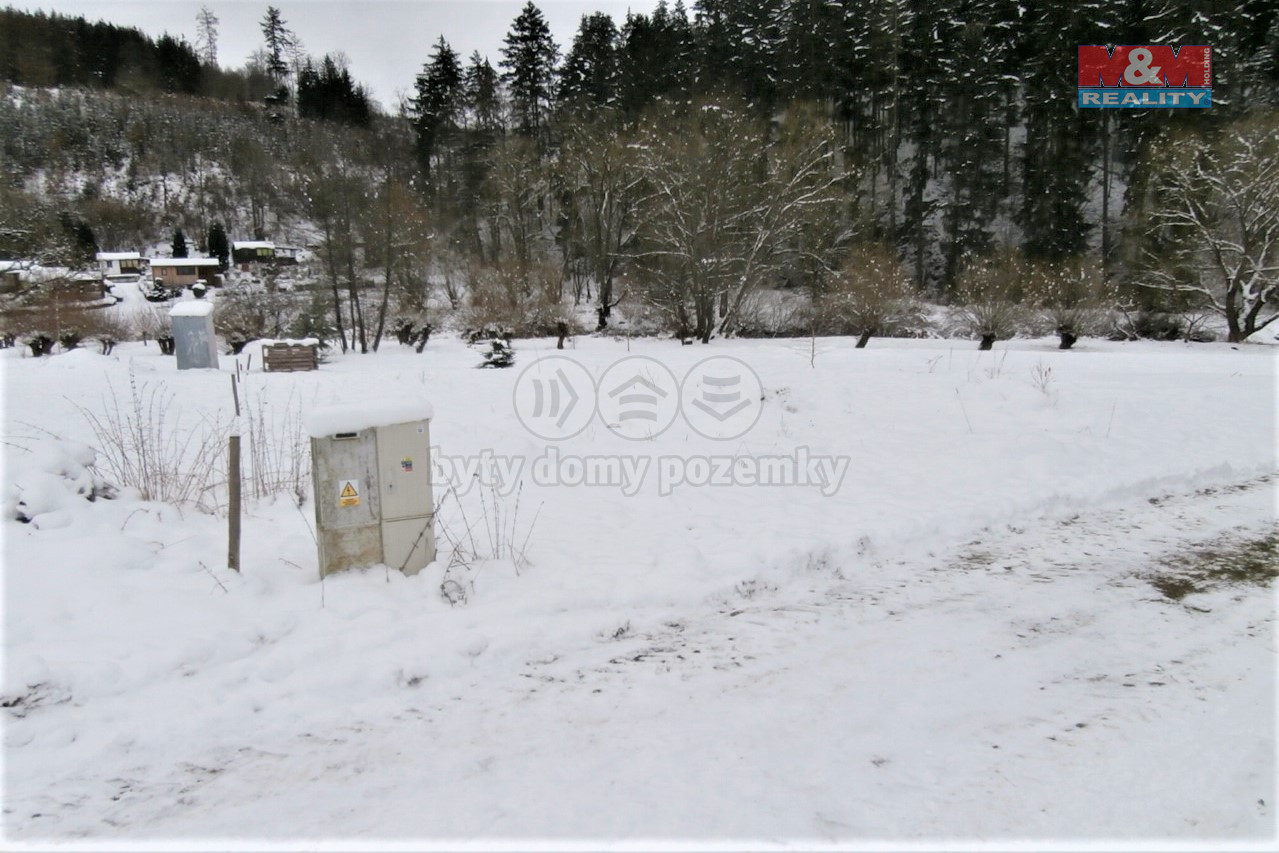 Prodej zahrady, 553 m², Vlastějovice