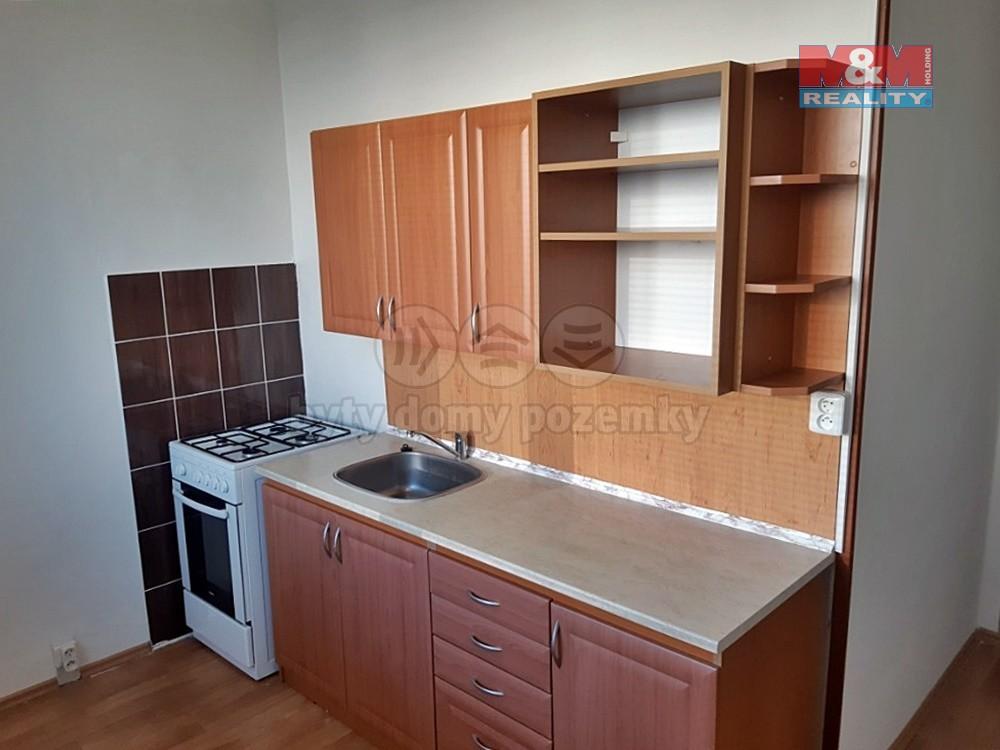 Pronájem, byt 2+1, 52 m2, Ostrava - Poruba, ul. M. Majerové