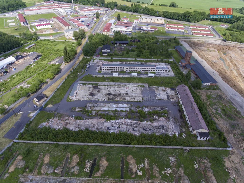 Prodej provozní plochy, 24.622 m², Ostrov