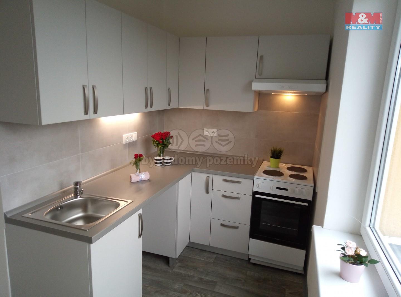 Pronájem, byt 1+1, 38 m², Ostrava, ul. Lumírova