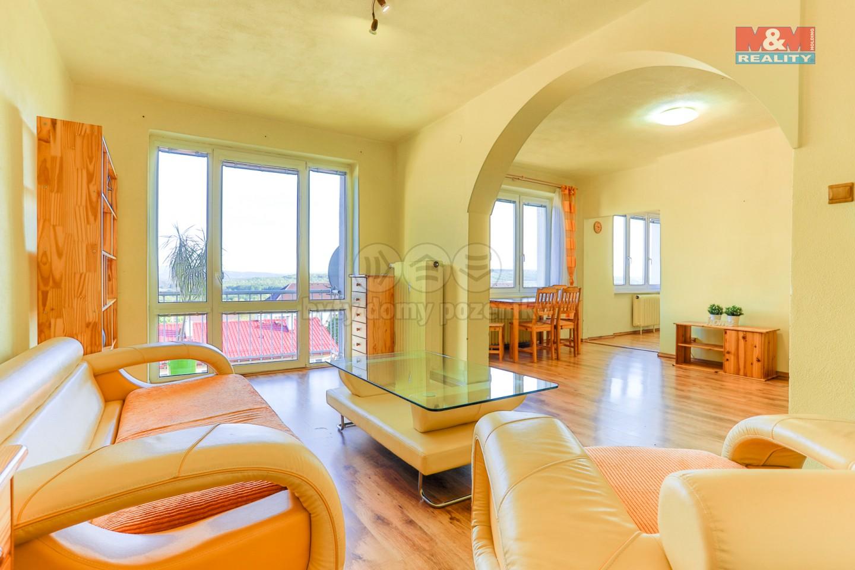 Prodej atypického bytu, 100 m², Habartov, ul. Čs. armády