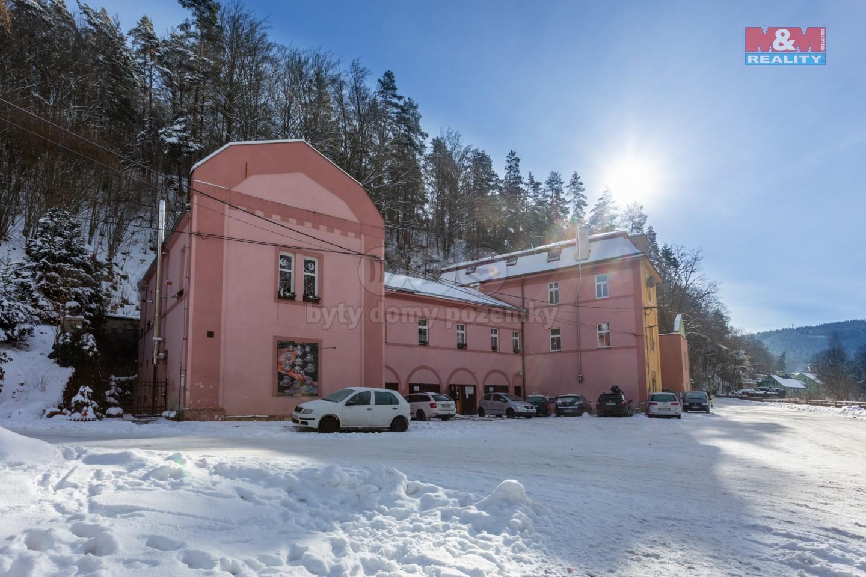 Prodej výrobního objektu, 149 m², Březová, ul. Hamerská