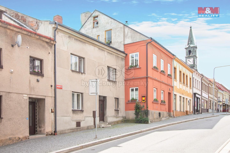 Prodej, obchodní objekt, 370 m², Chotěboř, ul. Palackého