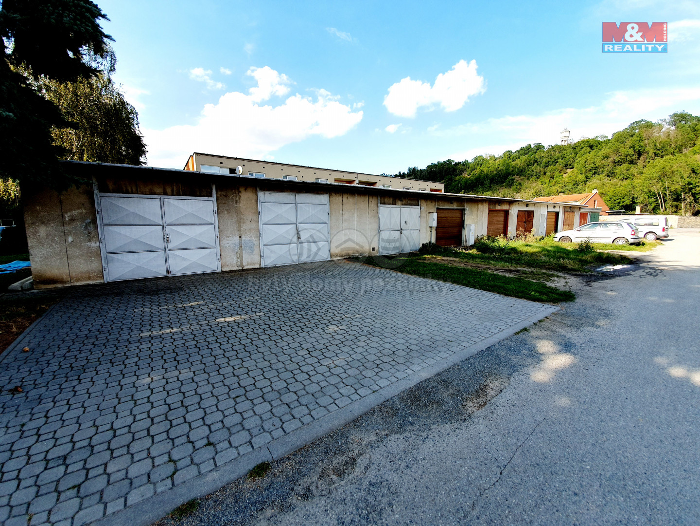 Prodej, garáž, 26 m², Oslavany, ul. Sportovní