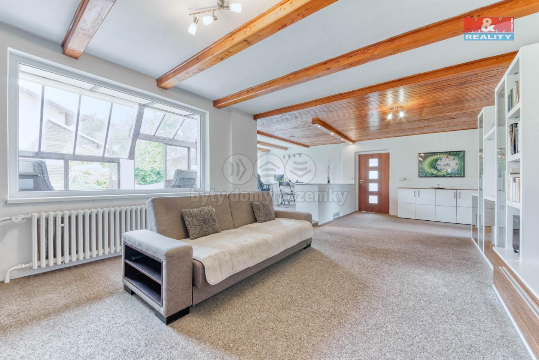 Prodej rodinného domu, 260 m², Praha, ul. Hrdoňovická