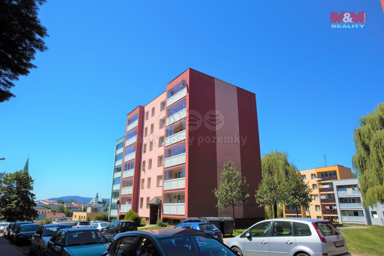 Pronájem, byt 3+1, 80 m², Frýdek-Místek, ul. Tolstého